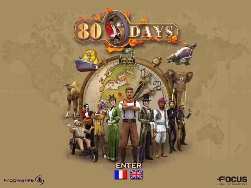 Descargar 80 Days Around The World Adventure [2CDs] por Torrent